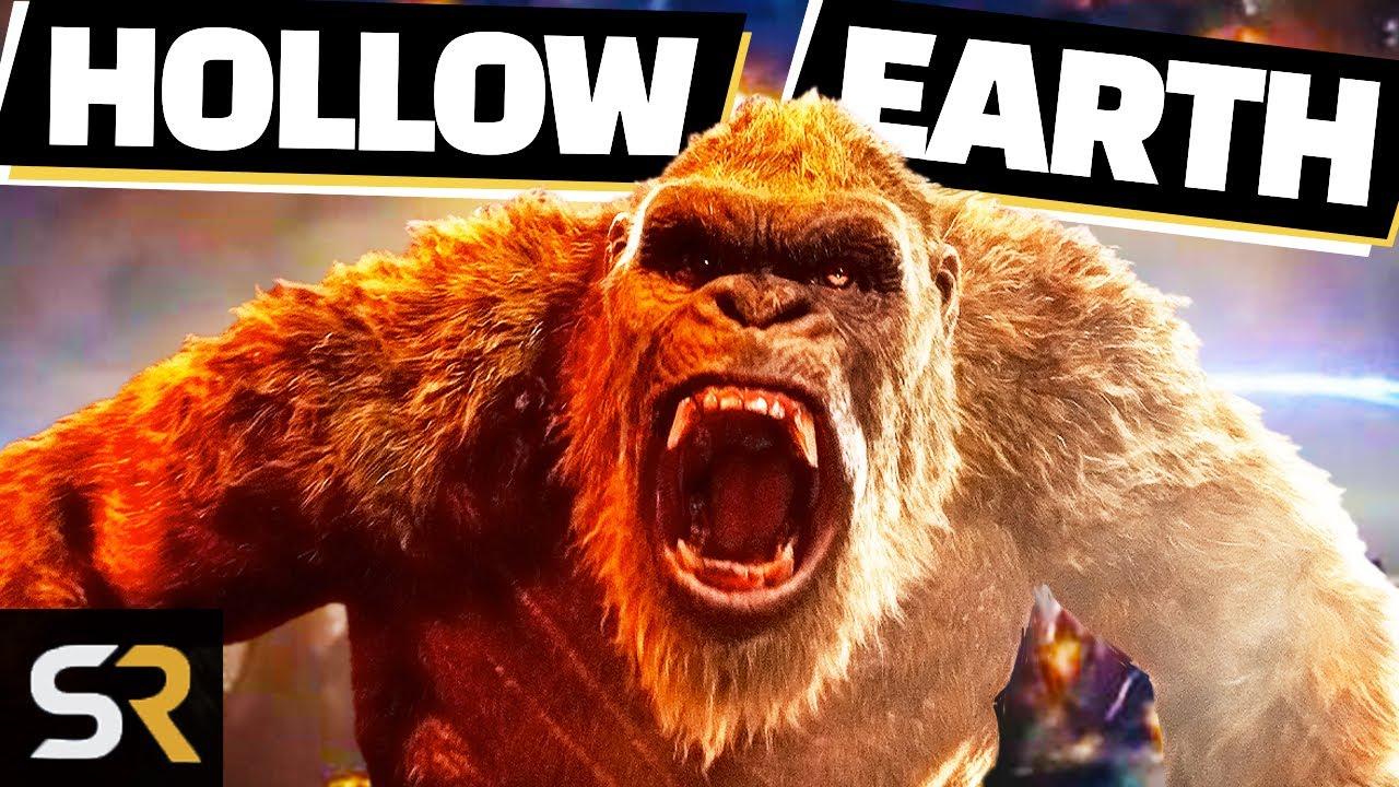Download Godzilla VS Kong: Hollow Earth Explained