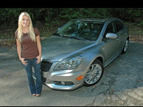 Roadfly.com - 2011 Suzuki Kizashi SLS Road Test & Review