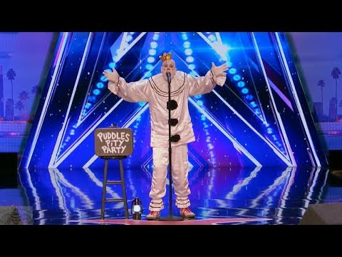 Thumbnail: America's Got Talent 2017 Puddles Pity Party From Out of Nowhere Full Audition S12E01