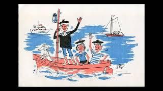 """Радиоспектакль """"Трое в одной лодке, не считая собаки"""" (1979)"""