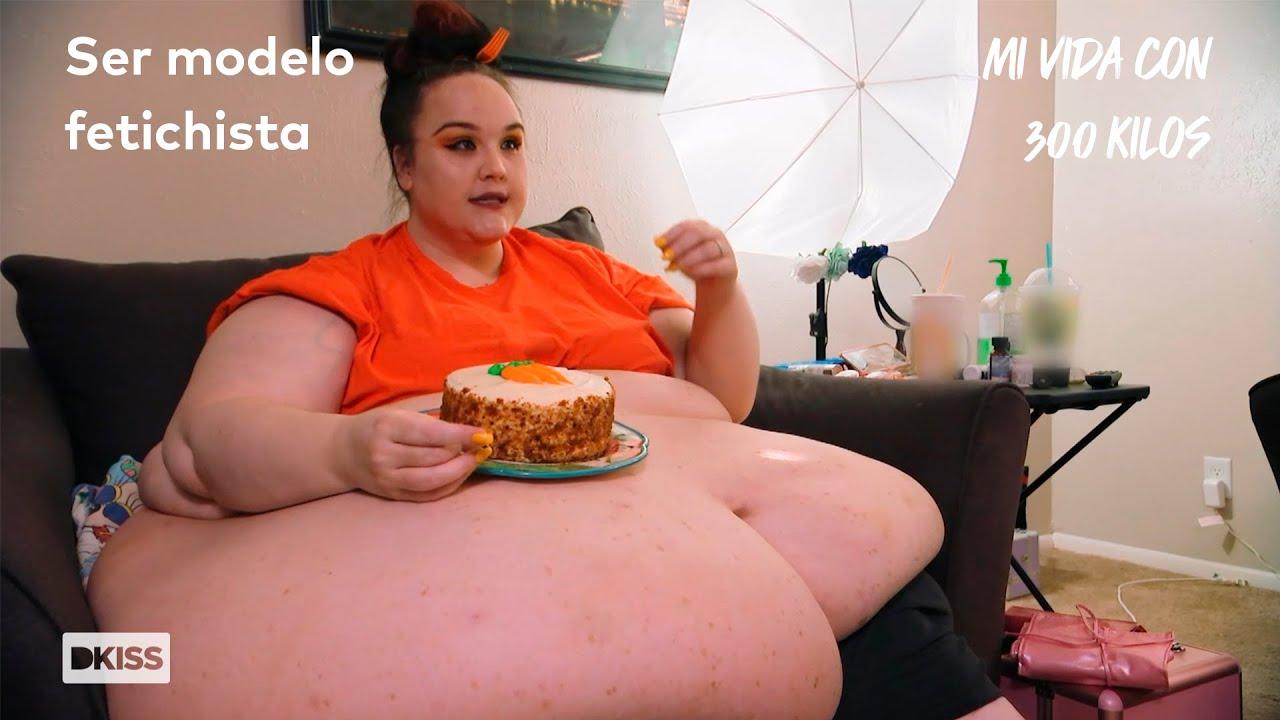 Download La dura infancia de Samantha y su extraño trabajo de modelo | Mi vida con 300 kilos