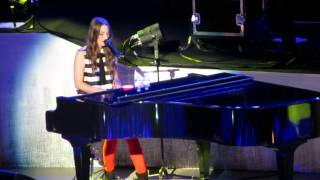 Goodbye Yellow Brick Road Sara Bareilles San Diego 2013