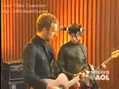 Warning Sign  Coldplay  Sessions @ AOL