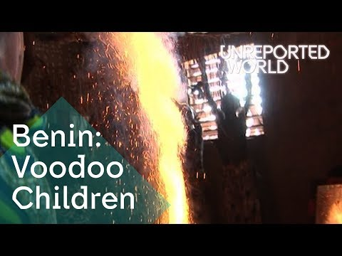 Children sold to pay voodoo debts in Benin | Unreported World
