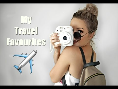 My Recent Travel Favourites ♡ America & Fiji