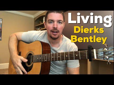 Living | Dierks Bentley | Beginner Guitar Lesson