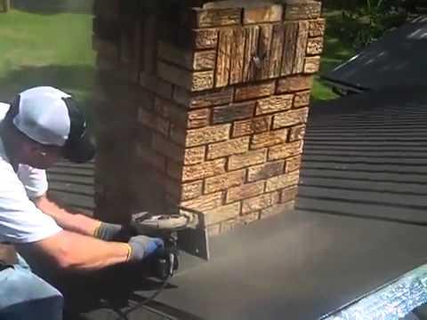 Flashing Chimney Correctly Chimney Repairs 601 750 2274