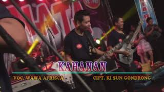 Download lagu Wawa Afriska - Kahanan [OFFICIAL]