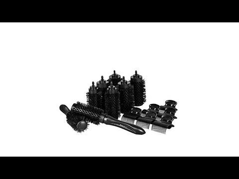 FHI Heat Detachable Small Round Brush Set