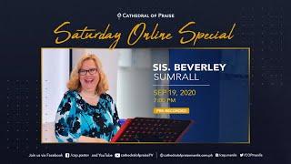 COP Evening Worship Service - September 19, 2020