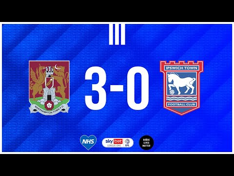 Northampton Ipswich Goals And Highlights