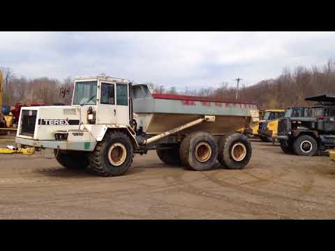 2000 TEREX TA25 For Sale