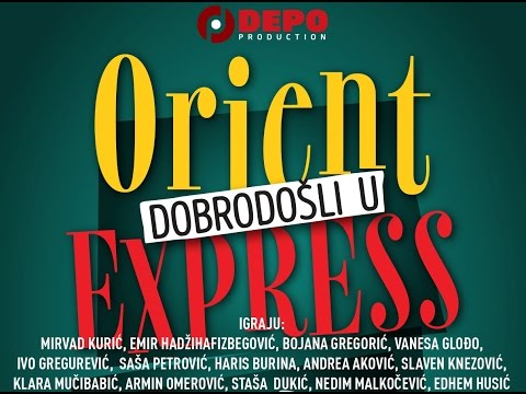 Enjoy in Bosnian humor: Welcome to Orient Express