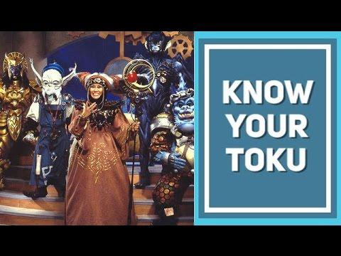 Tokusatsu Monsters - Zyuranger's Bandora Gang