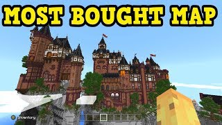 The MOST PLAYED Minecraft Xbox / PE Map - Kingdom Of Torchwall