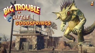 New Vegas Mods: Big Trouble in Little Goodsprings - Part 1