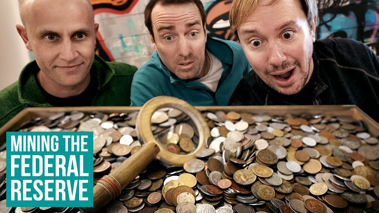 """Can You Make Money """"Coin Roll Hunting""""? 1"""