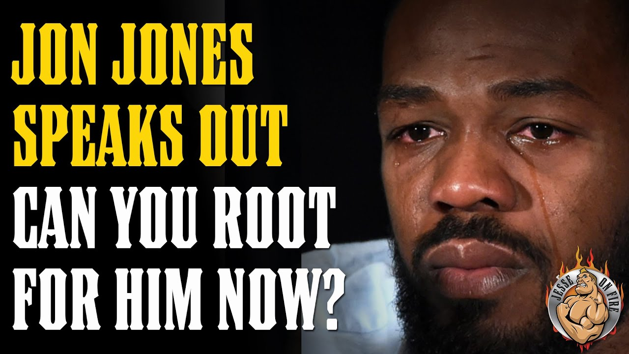 After JON JONES New EMOTIONAL Tweets ...What If He Becomes HEAVYWEIGHT CHAMPION??