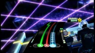 DJ Hero: We Will Rock You vs Robot Rock - Hard (96%)