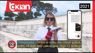 "Denoncimi: Blen online te ""Tirana Sport"" i sjellin produkte gabim - Stop - 8 Korrik 2021"