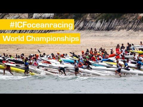 REPLAY : SS1 Men   2015 Canoe Ocean Racing World Championships by TNTV