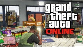 gta 5 thug life 6 part 1 stuck in a store with swat gta v online