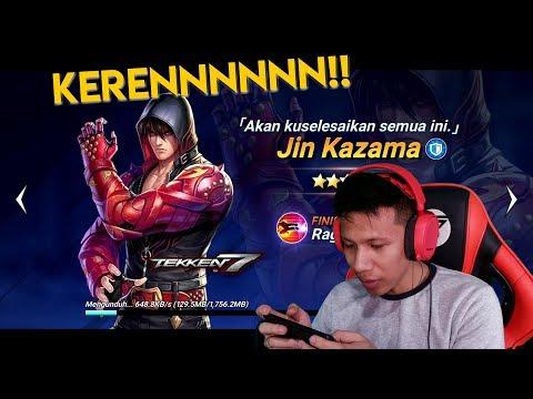 Tekken 7 Di Android Digabung Game Legendaris = SEMPURNAH !
