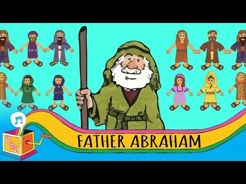 Father Abraham | Children's Christian Song | Karaoke