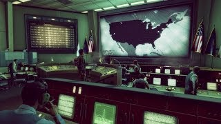The Headquarters in game collection: The Bureau: XCOM Declassified – The Base