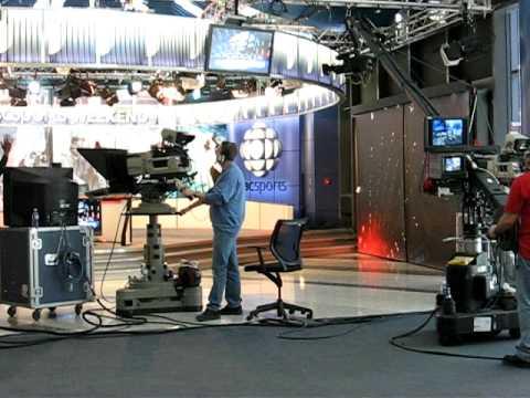 CBC Broadcast Centre - CBC Sports