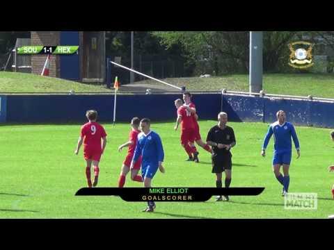 Southbury FC v Hexton FC   Hertfordshire FA Sunday Junior Challenge Cup Final