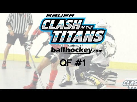 2016 Clash of the Titans QF#1 - Pittsburg Gods  v Barrie Flyers