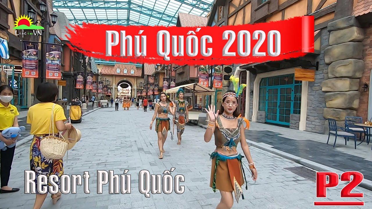 Khách Sạn ở Phú Quốc (Resort Phú Quốc) Ấn tượng bên Bãi biển 2020 | Life in VN