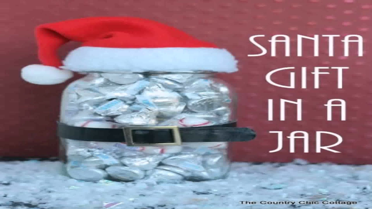 Diy Christmas Gift Ideas For Aunts And Uncles - YouTube