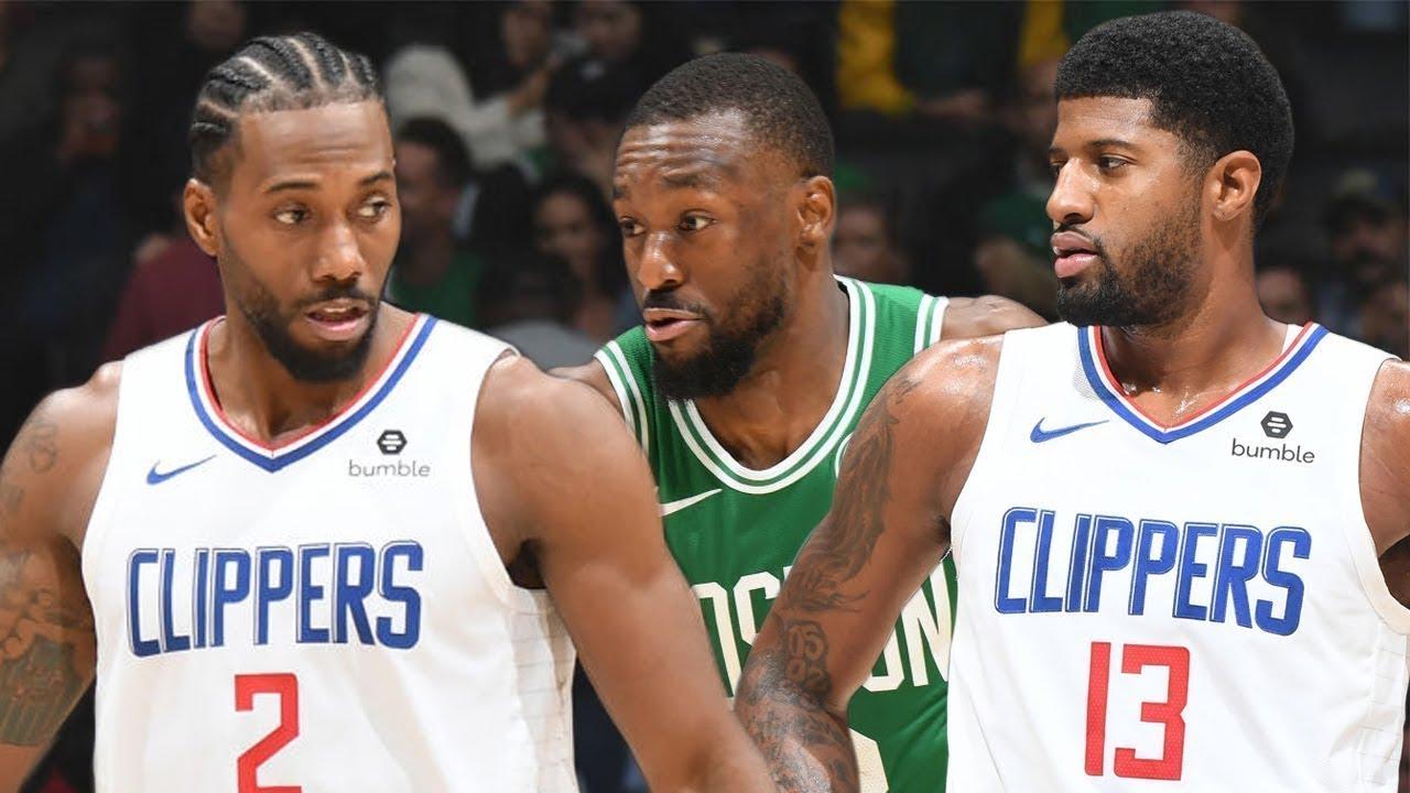 La Clippers Vs Boston Celtics Full Game Highlights