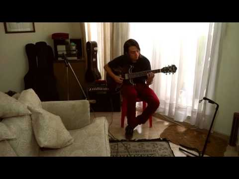 Joe Pass - In a sentimental mood - Cover by Pablo  Cardona