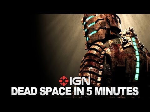 Dead Space in 5 Minutes!!! - YouTube