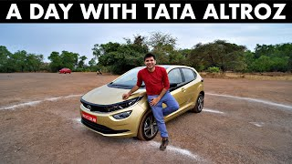 A DAY WITH TATA ALTROZ