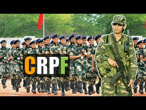 CRPF - India's Largest Paramilitary Force | Central Reserve Police Force Documentary 2018 (Hindi)