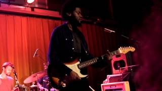 Michael Kiwanuka - The Final Frame (new song) - People's Place Amsterdam