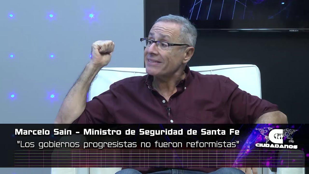 Ciudadanos: Entrevista a Marcelo Sain
