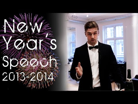 New Year's Speech 2013 | We Aim For 1.000.000 Subscribers in 2014