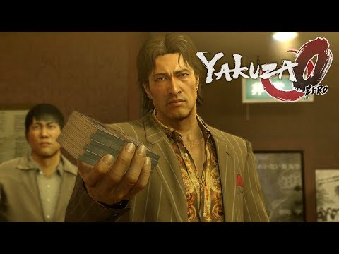 Yakuza 0 (PS4) - Chapter #2 - The Real Estate Broker in the Shadows [Part 2/2]
