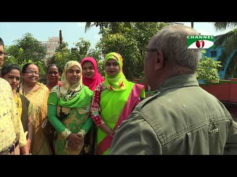 Rooftop farming || EPISODE 70 || HD || Shykh Seraj || Channel i || Roof Gardening || ছাদকৃষি ||