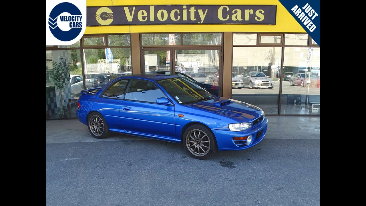 1998 subaru wrx sti 5 limited turbo awd 1yr wrnt for sale in vancouver bc canada youtube. Black Bedroom Furniture Sets. Home Design Ideas