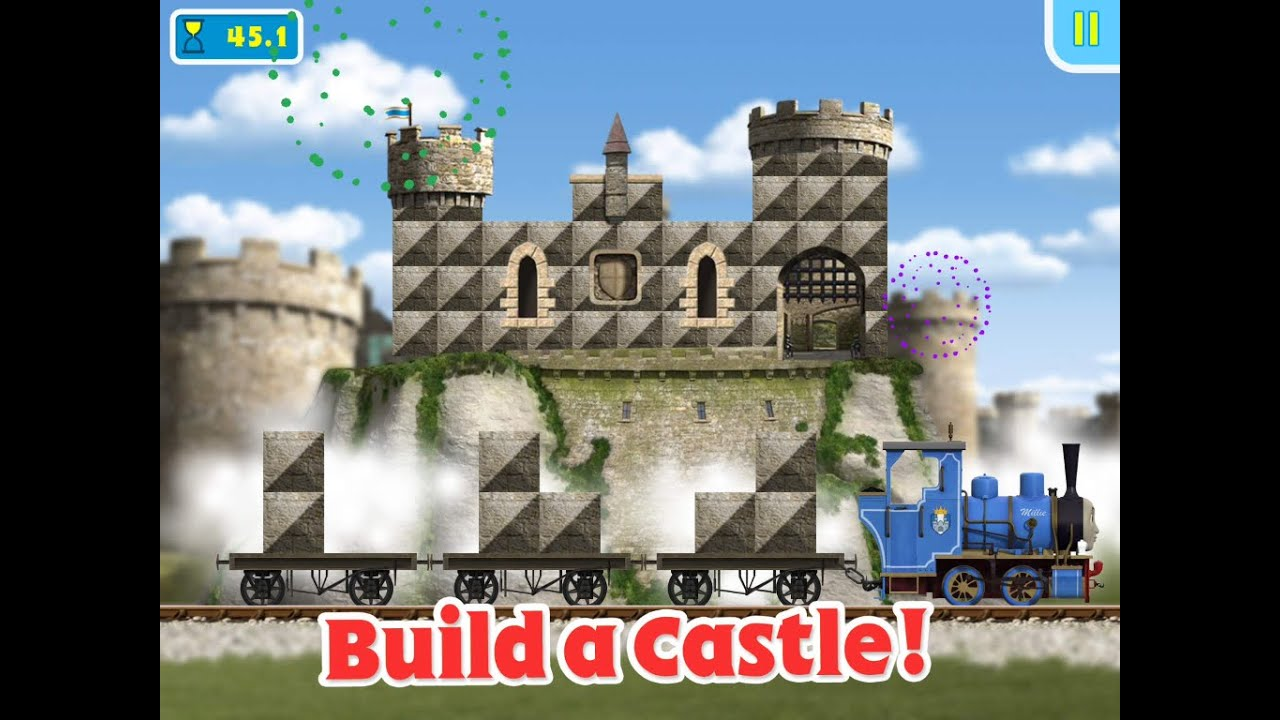 Castle Builder Game