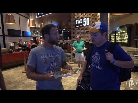 Barstool Pizza Review - Five50 Pizza Bar 9 (Aria Las Vegas)