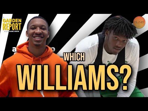 Who score more Celtics bench minute: Grant Williams or Robert Williams?   Garden Report