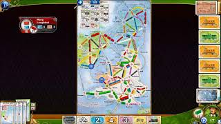 Val Bros Play - Ticket to Ride - United Kingdom *NEW* Expansion