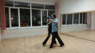 Изучаем танго-вальс